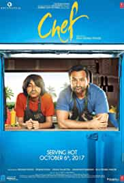 Chef (2017) Hindi DVDRip 700MB ESubs MKV