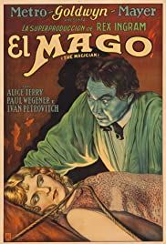 The Magician (1926) Poster - Movie Forum, Cast, Reviews