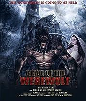 Bride of the Werewolf poster
