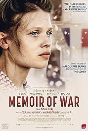 Memoir of War (2018) poster