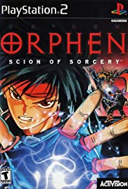 Orphen: Scion of Sorcery Poster