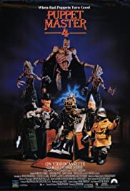 Puppet Master 4(1993) Poster - Movie Forum, Cast, Reviews