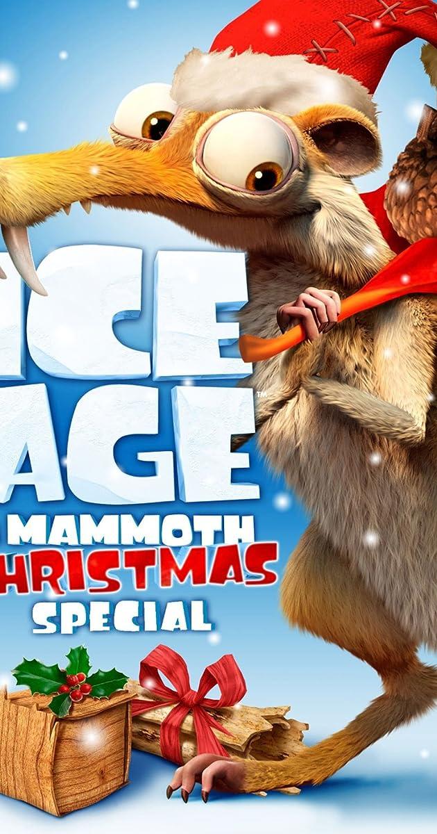 ice age a mammoth christmas tv short 2011 imdb