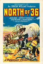 North of 36 Poster