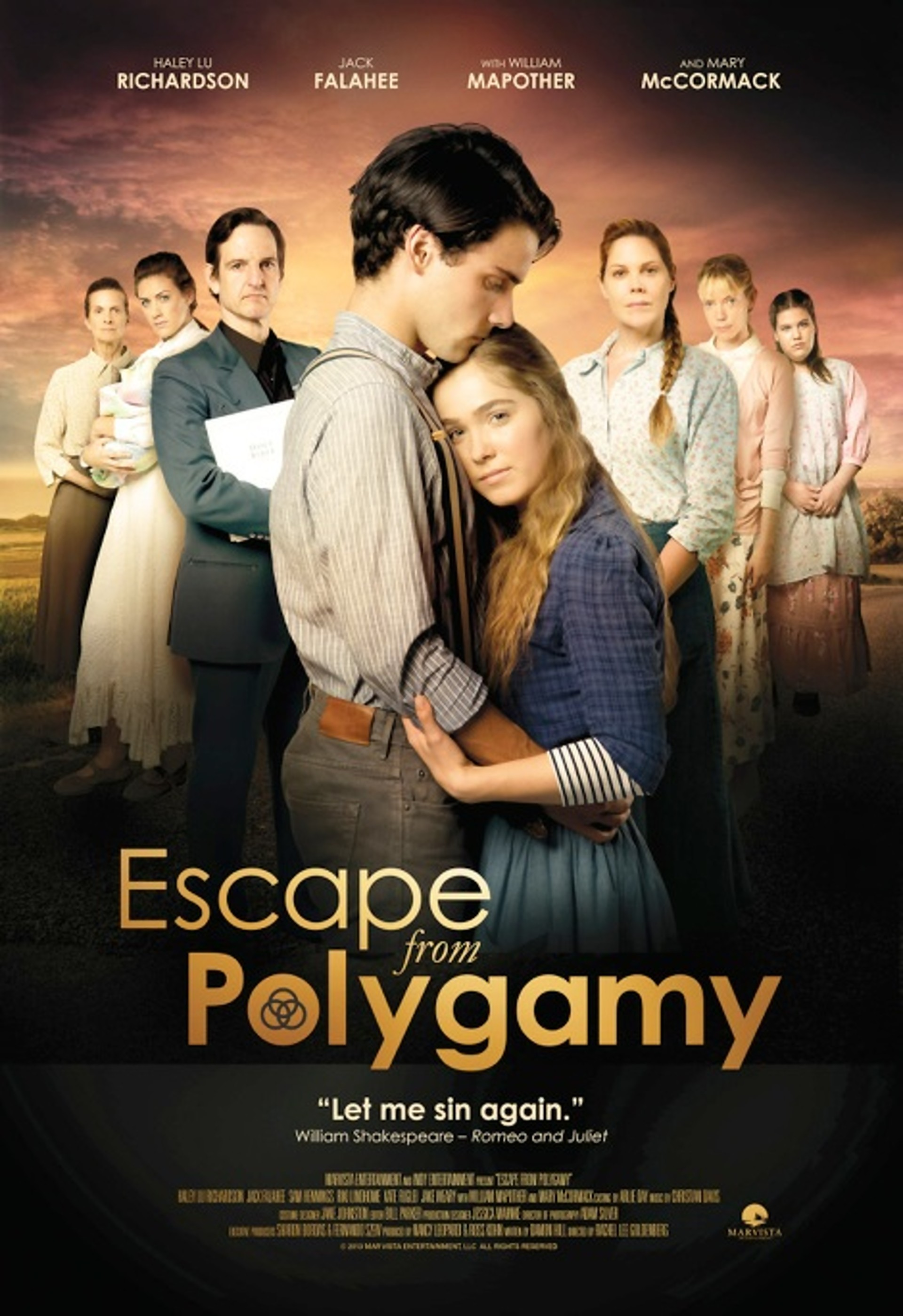 Escape from Polygamy (2013) (TV) Watch Full Movie Free Online