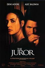 The Juror poster