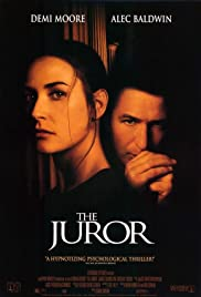 The Juror (1996) Poster - Movie Forum, Cast, Reviews