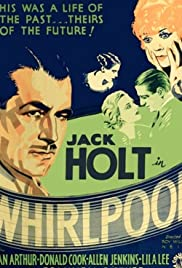 Whirlpool (1934) Poster - Movie Forum, Cast, Reviews