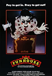 The Funhouse (1981) Poster - Movie Forum, Cast, Reviews