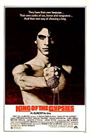 King of the Gypsies Poster