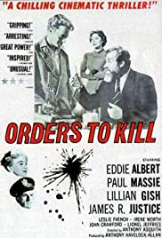 Orders to Kill Poster
