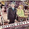 Ginger Rogers and Jack Haley in Sitting Pretty (1933)
