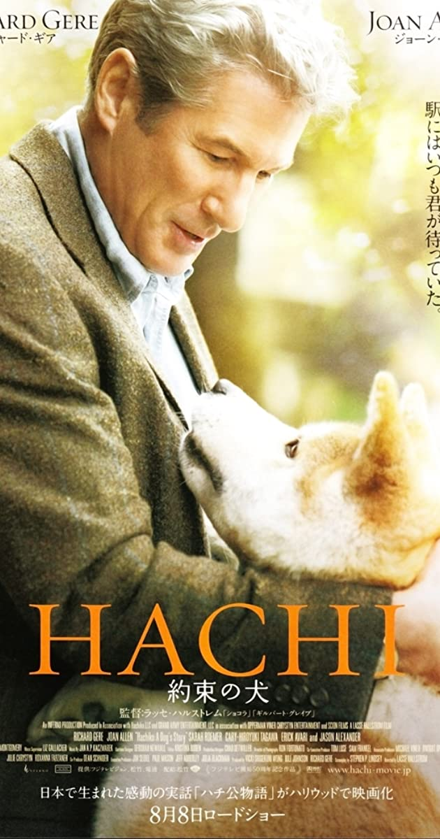 Hačiko. Šuns istorija / Hachi: A Dog's Tale (2009) Online