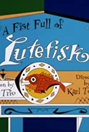Feather Christmas/A Fist Full of Lutefisk Poster