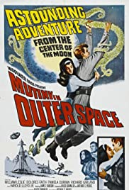 Mutiny in Outer Space (1965) Poster - Movie Forum, Cast, Reviews
