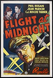 Flight at Midnight Poster