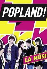 Popland! Poster