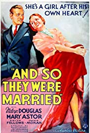 And So They Were Married (1936) Poster - Movie Forum, Cast, Reviews