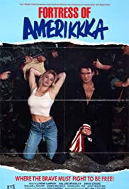 Fortress of Amerikkka (1989) Poster - Movie Forum, Cast, Reviews