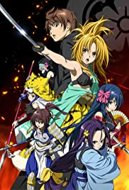 Oda Nobuna no yabou Poster - TV Show Forum, Cast, Reviews