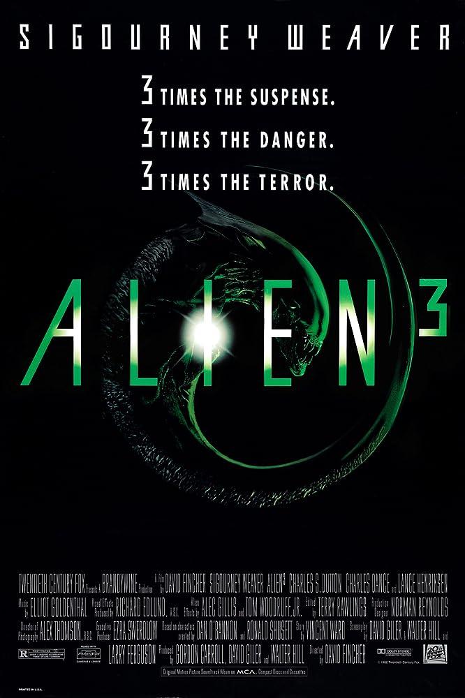 Alien 3 BluRay