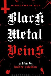 Black Metal Veins (2012) Poster - Movie Forum, Cast, Reviews