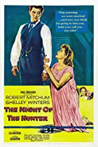 The Night of the Hunter (1955) Poster