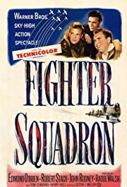Fighter Squadron (1948) Poster - Movie Forum, Cast, Reviews