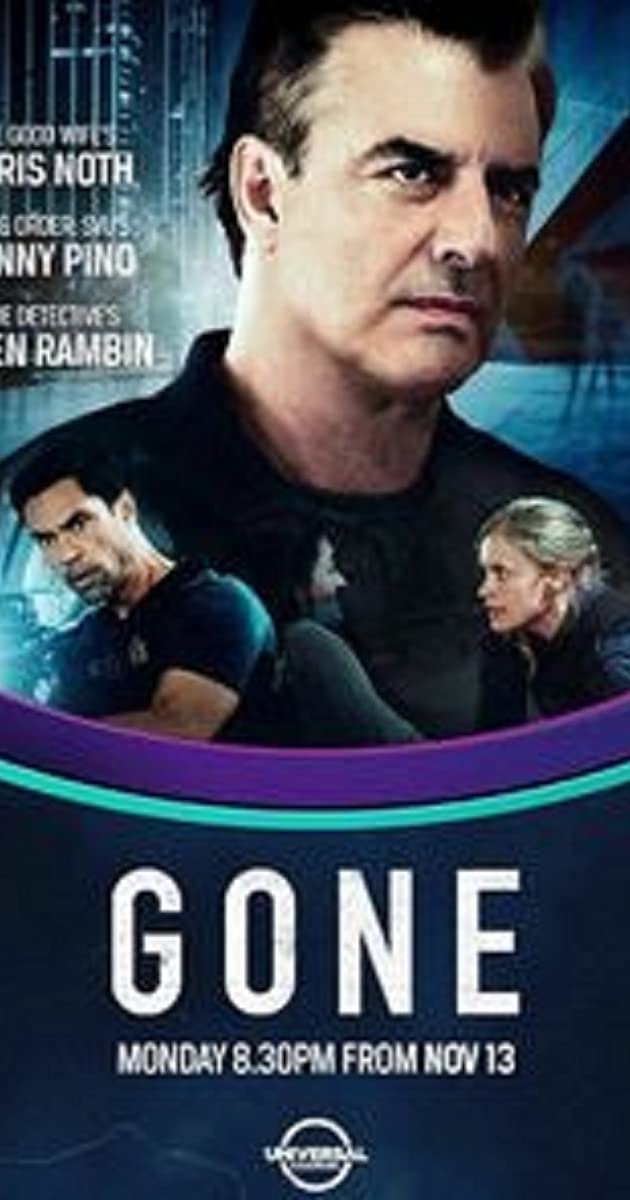 Book Cover Series Tv ~ Gone tv series  imdb
