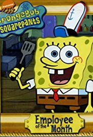 SpongeBob SquarePants: Employee of the Month Poster