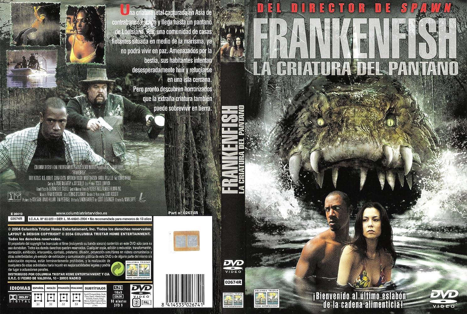 Frankenfish – Peştele ucigaş, Online Subtitrat