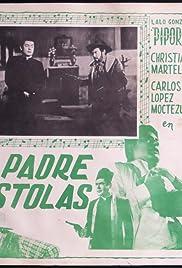 El padre Pistolas Poster