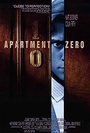 Apartment Zero(1988) Poster - Movie Forum, Cast, Reviews