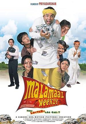 Malamaal Weekly poster