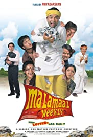 Malamaal Weekly (2006) Poster - Movie Forum, Cast, Reviews