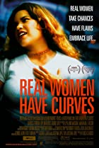 Real Women Have Curves (2002) Poster