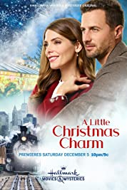 A Little Christmas Charm (2020) poster
