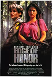 Edge of Honor Poster