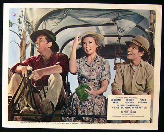 Image result for sundowners film 1960