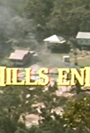 Hills End Poster
