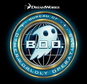 Poster BOO: Büro für ominöse Ordnungswidrigkeiten