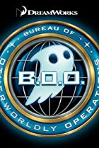 Image of B.O.O.: Bureau of Otherworldly Operations