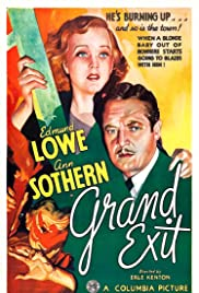 Grand Exit Poster