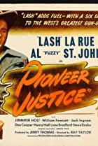 Image of Pioneer Justice