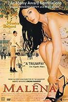 Malèna (2000) Poster