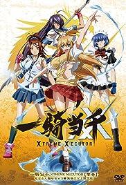 Ikki tousen: Xtreme Xecutor Poster