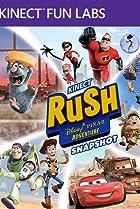 Image of Kinect Fun Labs: Kinect Rush - A Disney Pixar Adventures: Snapshot