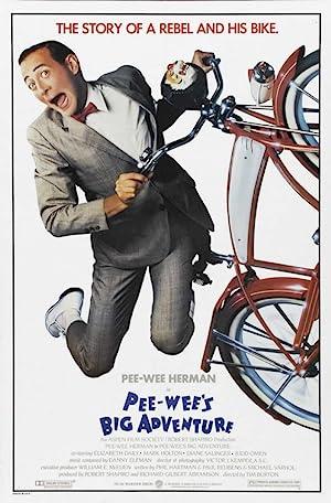La Gran Aventura de Pee-wee ()