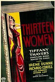 Thirteen Women(1932) Poster - Movie Forum, Cast, Reviews