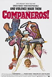 Companeros (1970) Poster - Movie Forum, Cast, Reviews